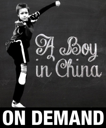 A Boy in China (On demand) 1