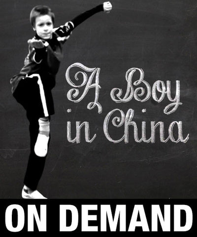 A Boy in China (On demand)