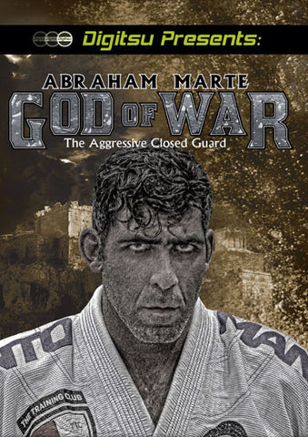 Aggressive Closed Guard DVD by Abraham Marte - Budovideos