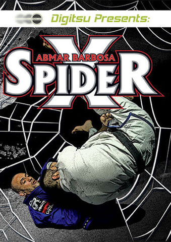 DVD Cover - Abmar Barbosa Spider-X DVD Set