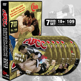 collage of ADCC 2013 7 DVD set 2