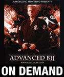 Advanced BJJ with Marcello Monteiro (On Demand) - Budovideos