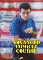 Advanced Combat Course DVD by Frank Cucci - Budovideos