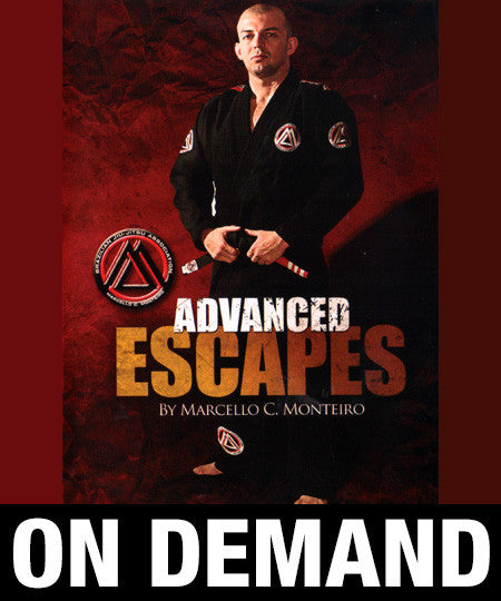 Advanced Escapes with Marcello Monteiro (On Demand)