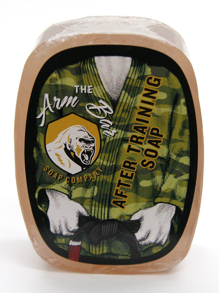 Vanilla Gorilla by The Arm Bar Soap Company