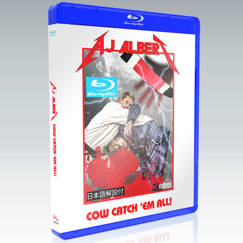 Cow Catch Em All DVD or Blu-ray by AJ Albert - Budovideos