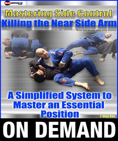 Killing the Near Side Arm by Ante Dzolic (On-demand)