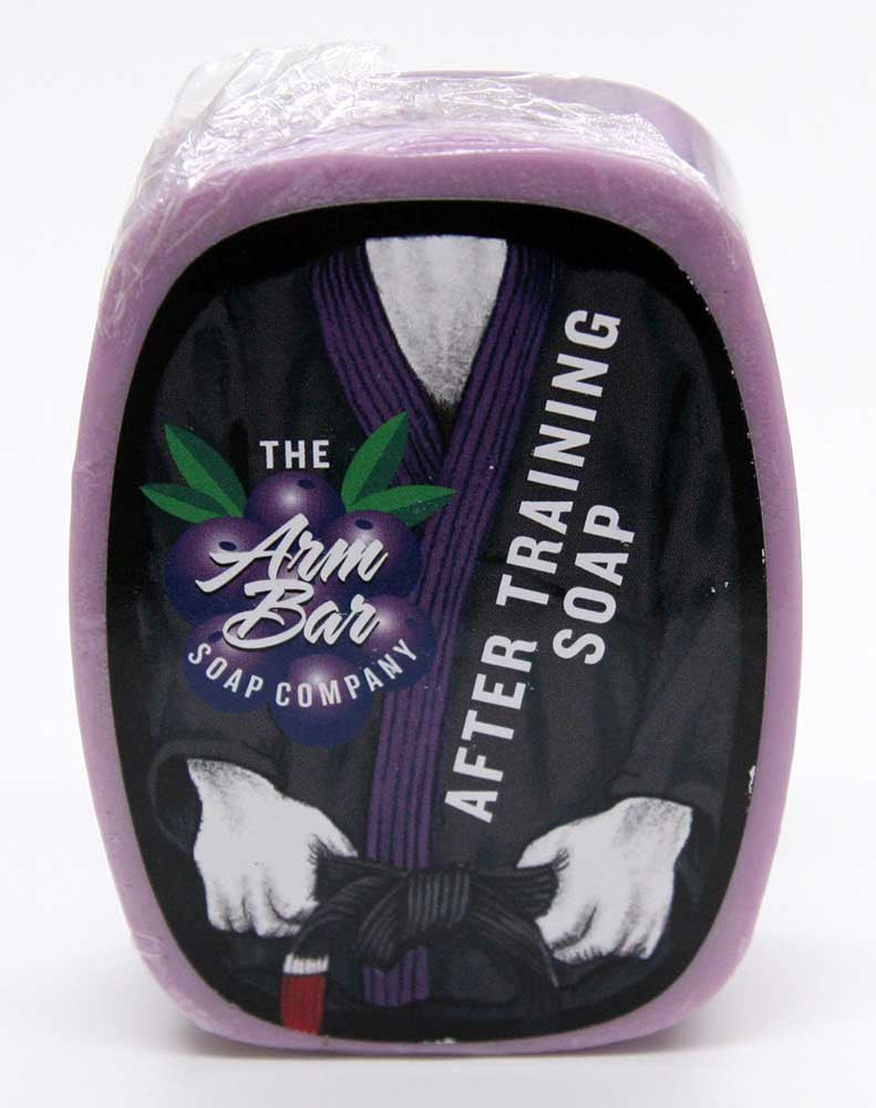 Front - The Acai Batch by The Arm Bar Soap Company 1