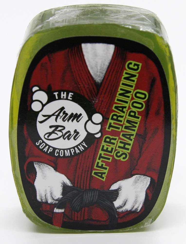 Front - The Shamp-Broo Batch by The Arm Bar Soap Company 1
