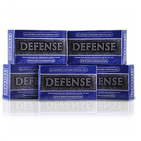 Defense Soap 5 Pack