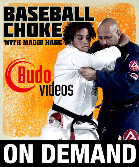 Baseball Choke by Magid Hage (On-demand)