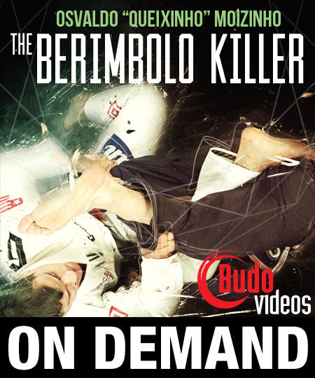 The Berimbolo Killer by Osvaldo Queixinho Moizinho (On Demand)