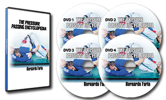 The Pressure Passing Encyclopedia 4 DVD Set with Bernardo Faria
