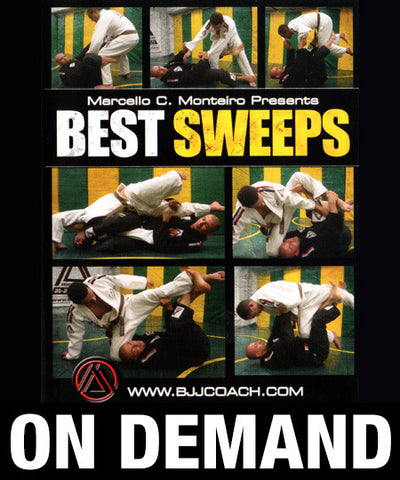 Best Sweeps with Marcello Monteiro (On Demand)