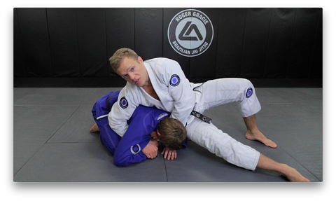 BJJ Building Blocks with Nic Gregoriades (On Demand)