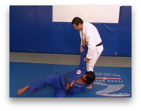 Throws and Takedowns by Marcus Vinicius Di Lucia (On Demand) - Budovideos