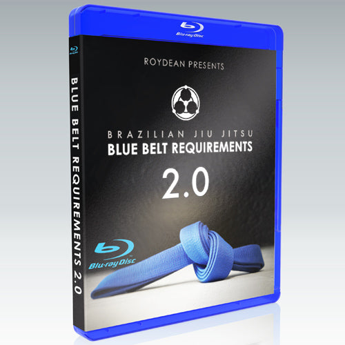 Blue Belt Requirements 2 0 w BONUS by Roy Dean DVD or BluRay