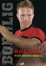 Wing Tsjun 3 DVD Set by Tommy Boehlig
