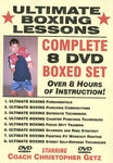 Ultimate Boxing 8 DVD Set with Chris Getz - Budovideos Inc