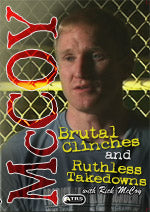 Clinches and Takedowns DVD with Rick McCoy - Budovideos