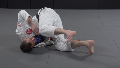 Going Upside Down: A Beginner's Guide to Inverting for BJJ DVD by Budo Jake Cover 2