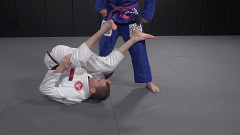 Going Upside Down: A beginners guide to inverting for BJJ by Budo Jake (On Demand)