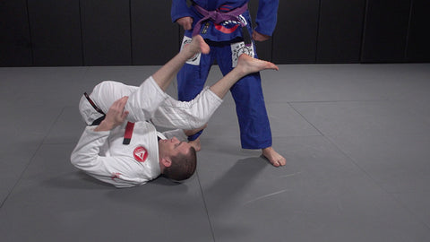 Going Upside Down: A Beginner's Guide to Inverting for BJJ DVD by Budo Jake Cover 4