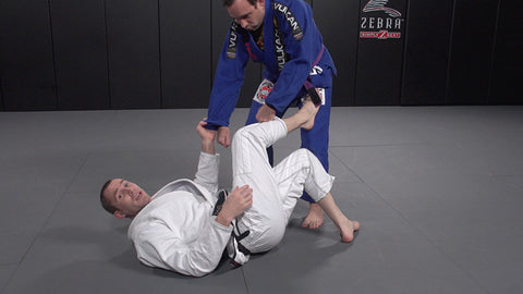 Going Upside Down: A Beginner's Guide to Inverting for BJJ DVD by Budo Jake Cover 5