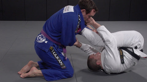 Going Upside Down: A Beginner's Guide to Inverting for BJJ DVD by Budo Jake Cover 6