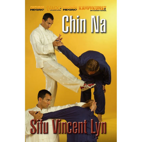 Ling Gar Kung Fu Chin Na DVD by Vincent Lyn - Budovideos
