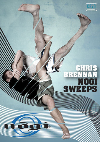 Nogi Sweeps DVD with Chris Brennan Cover 7