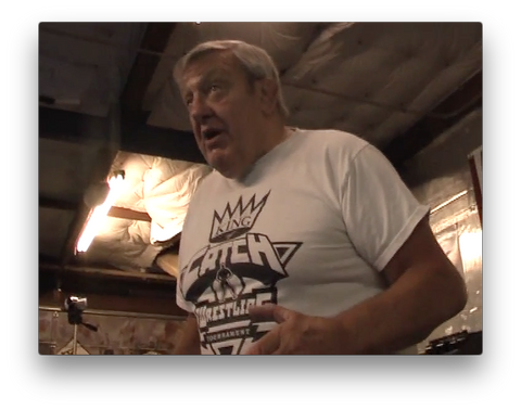 Sport of Catch-As-Catch-Can with Billy Robinson (On Demand)