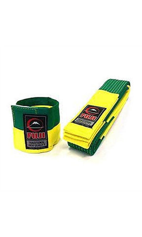 Competition Belt and Referee Wristband by Fuji