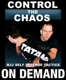 Control the Chaos Self Defense DVD with Bjorn Friedrich