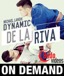 Dynamic De La Riva with Michael Langhi (On Demand) - Budovideos
