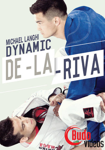 Dynamic De La Riva Guard DVD with Michael Langhi - Budovideos