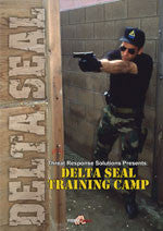 Delta Seal Training Camp 4 DVD Set