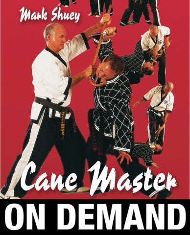 Cane Master with Mark Shuey (On Demand) - Budovideos