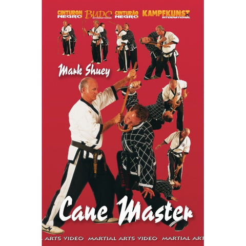 Cane Master DVD with Mark Shuey - Budovideos