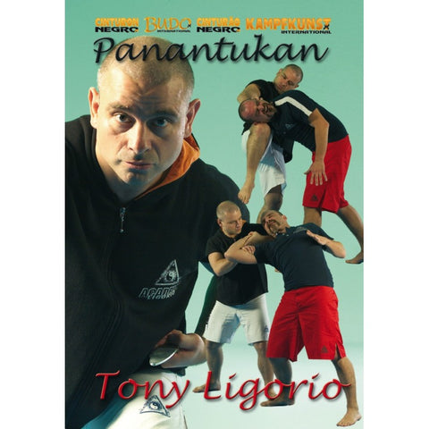 Filipino Panantukan DVD with Tony Ligorio - Budovideos