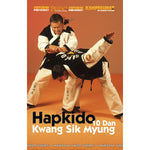 Hapkido WHF DVD by Kwang Sik Myung - Budovideos