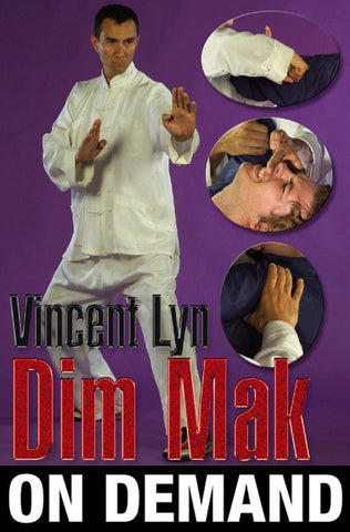 Ling Gar Kung Fu Dim Mak by Vincent Lyn (On Demand) - Budovideos