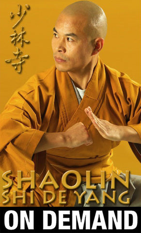 Shaolin Kung-Fu Shi De Yang Interview with Shi de Yang (On Demand) - Budovideos
