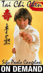 Tai Chi Chen Xia Jia Pao Chuie Form with Paulo Cangelosi (On Demand) - Budovideos