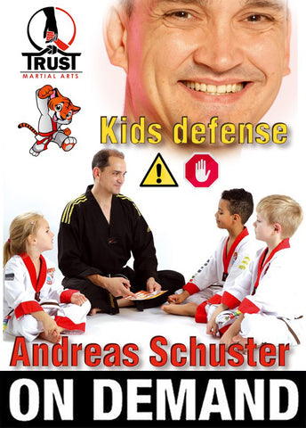 Kids Self Defense: Dealing with Strangers with Andreas Schuster (On Demand) - Budovideos