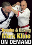 Kyusho & Boxing with Mark Kline (On Demand) - Budovideos