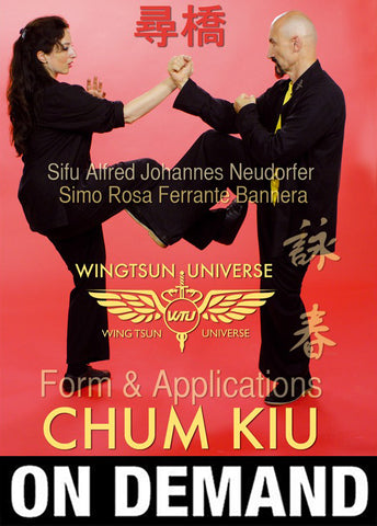 WTU Chum Kiu Form & Applications with A. Neudorfer & R. Ferrante (On Demand) - Budovideos
