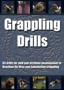 Grappling Drills DVD with Stephan Kesting cover 5