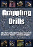 Grappling Drills DVD with Stephan Kesting - Budovideos