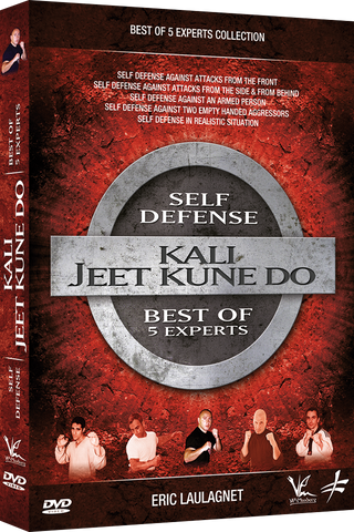 Best of Kali & Jeet Kune Do DVD by Eric Laulagnet - Budovideos Inc